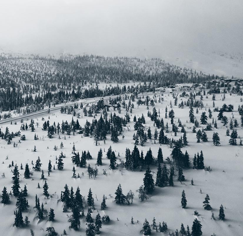 Dalerna Sverige, der Arctic Paper har produksjon av papir og masse.