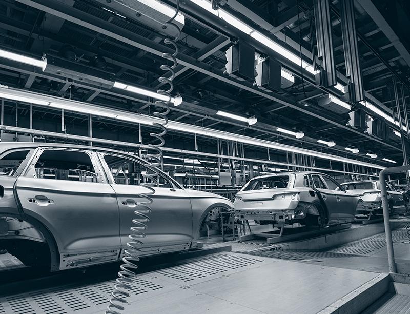 Stykkproduksjon: Biler