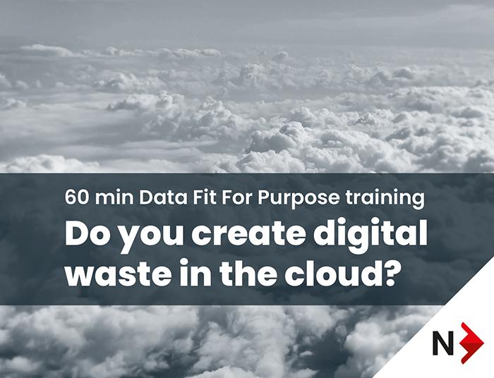 Data Fit For Purpose training forside
