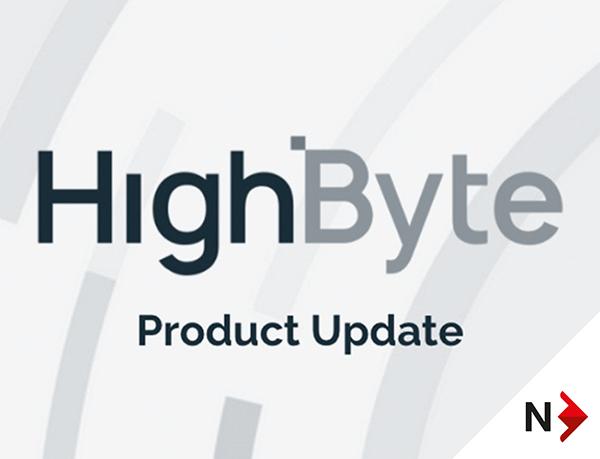 HighByte Intelligence Hub produktoppdatering